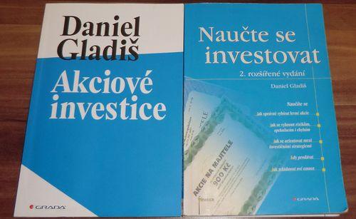 knihy od Daniela Gladiše